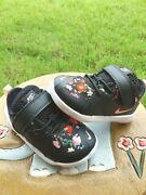 Nike Flex Contact 3 Vintage Floral Girlsand039 Brand New Toddler 6c