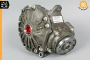 07-18 Mercedes W216 Cl550 S550 4matic Front Axle Differential Carrier Oem 59k