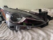14-18 Mazda 3 Hid Right Side Headlight Lamp W/o Auto Leveling Aftermarket