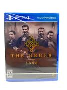 The Order 1886 - Ps4 - New Factory Sealed