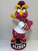Slider Cleveland Indians 3and039h Mlb Mascot Bobblehead 36h Limited Edition D/24