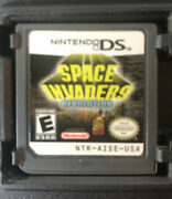 Space Invaders Revolution Nintendo Ds 2005 Cartridge Only Tested Works