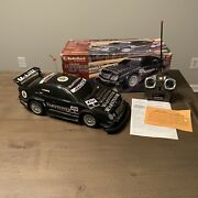 Radio Shack 2000 Mercedes Benz Clk Dtm Stickers Rc Remote Controlled Car Working