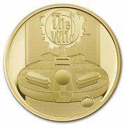 2021 Great Britain 1/4 Oz Gold Proof Music Legends The Who - Sku232588