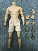1/6 Hot Toys Dx05 Indiana Jones Raiders Of The Lost Ark Body Hands For Figure