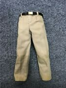 1/6 Hot Toys Dx05 Indiana Jones Raiders Of The Lost Ark Pants For Action Figure