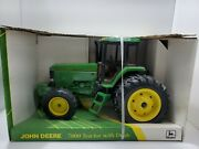 John Deere 7800 Collector Edition Mfwd Toy Tractor With Duals Ertl Nib