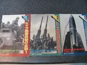 Tank Magazine Special German Small Arms And Weapons Of Wwii, Vol 1, 2 And 3