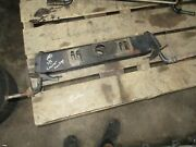 Mtd Yard Machine Complete Front Axle With Spindles 5/8 Axle