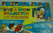 Vintage Kenner Toy 501 Give A Show Projector Color Lot 34 Slides Picture
