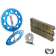 Bmw Chain Kit S 1000 Rr Hp4 Alu Blue Chain 525 Extra Reinforced 17/45