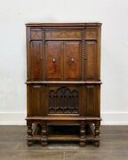 Rca Victrola Cabinet, No Electrical, Suited For Diy Coffee Bar, Liquor Cabinet