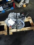 Automatic Transmission 11 12 Rogue Cvt 4x2 Fwd W/o Tow Package 2726339