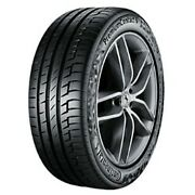 1 New 275/40r21xl Continental Contipremiumcontact 6 Tire 2754021