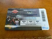 2009 Pittsburgh Penguins V Canadiens Semifinals Playoff Suite Hockey Ticket 7