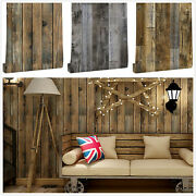 Vintage Wood Grain Contact Paper Peel And Stick Wall Sticker Mural Self-adhesive