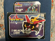 Voltron Black Lion Panosh Place 1984 New Old Stock In Box Sealed
