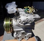 Thermo King X430 Ac Compressor With High Performance Clutch Fully Dressed