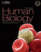 Collins Advanced Science - Human Biology By Mike Boyle Kathryn Senior Paperback