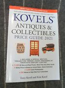 Kovels' Antiques And Collectibles Price Guide 2021 Signed By Terry Kovel Paperb