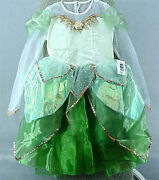 Tinker Bell Tinkerbell Costume - Child Large 10-12 New