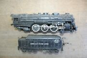American Flyer 322 Nyc Hudson And Smoke In The Tender New York Central Fixer Jb