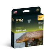 New Rio Grand Elite Fly Line - Wf6f -with Slickcast Technology Fast Shipping