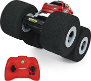 Air Hogs Super Soft, Stunt Shot Indoor Remote Control Stunt Vehicle With Soft Wh