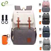 Diaper Bag For Mom Fashion Maternity Nappy Baby Care Bags With Usb Mummy Multifu