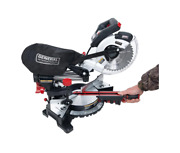7-1/4 In. 10 Amp Sliding Compound Miter Saw - New - Free Shipping