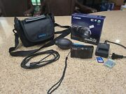 Canon Powershot Sx620 Hs F/s Camera, Black, With Sandisk 16gb Sd Card And Case