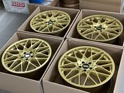 Bbs Rx-r 20 Zoll 5x112 Limited Edition Gold