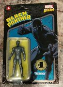 Marvel Legends Retro 1st Edition Black Panther Variant Unpunched Free Shipping
