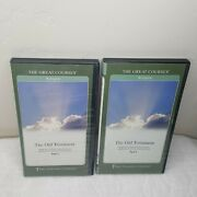 The Great Courses The Old Testament 4 Dvds Guidebooks 24 Educational Lectures