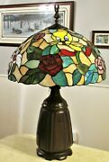 Vtg. Dale Full-sized Loony Tunes Tweety Bird Land Sylvester Table Lamp