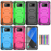 7 Lots Case For Samsung Galaxy S6 S7 Edge S8 S9 S10+ Note 20 J7 Shockproof Cover