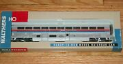 Walthers 932-6153 Superliner I Coach Baggage Amtrak Phase Ii
