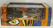 Hot Wheels Japan Convention Coop Lead Sleds '49 And '51 Merc Mercury 138/2000