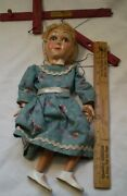 1950and039s Sally 812 Vintage Hazelleand039s Popular Marionette Usa