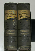 The Waverley Novels By Sir Walter Scott - Pub. By Routledge - 1800s