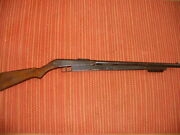 Vintage 1930and039s Daisy Model 25 Pump Gun Slide Action Bb Rifle Variant 7 Works
