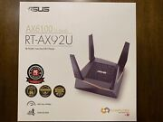 Asus Ax6100 Tri-band 4804 Mbps Wireless Router Rt-ax92u