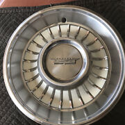 1956-1958 15andrdquo Cadillac Hubcaps Set Of Four