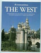 American Airlines The West Tours In California And 8 Western States And Canada 1981