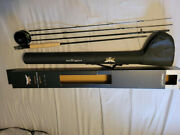 Fenwick Nighthawk Fly Rod With Reel And Carrying Case