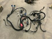 1986-87 Buick Grand National Complete Engine Wire Harness T Type Regal Custom