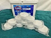 3 Inch Chlorinating Tablets Clorox Pool And Spa 5 Lbs 10 Tablets