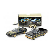 Greenlight Hitch And Tow Smokey And The Bandit 1977 Pontiac Trans Am Chevrolet C10