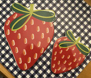 Coton Colors Happy Everything Large Mini Strawberry Attachment New