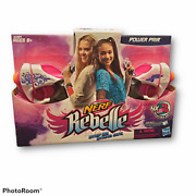 Rebelle Nerf Power Pair + 4 Collectible Darts New In Pkg Sealed 2013